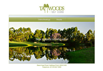Tallwoods Golf Course